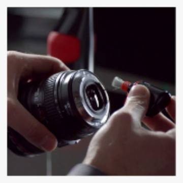 Cyber Clean pentru obiective foto şi video